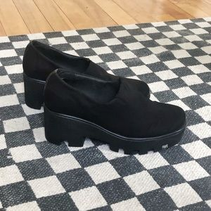 L'Intervalle   Chunky 90s Throwback Shoes
